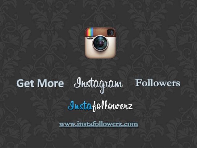 Look at peoples instagrams online