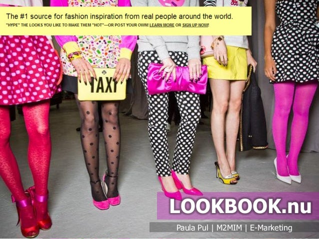 How to promote your company on Lookbook.nu