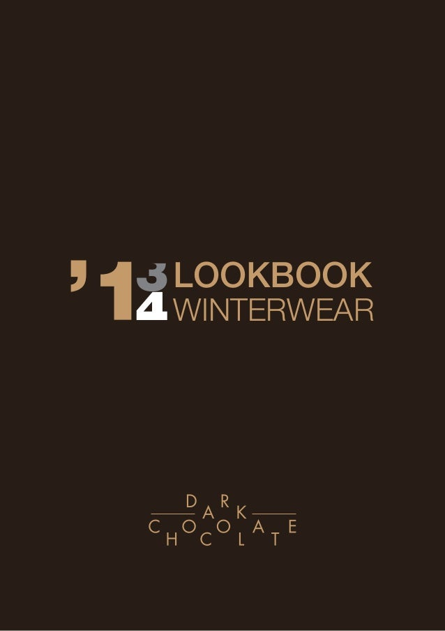 LOOKBOOK  WINTERWEAR