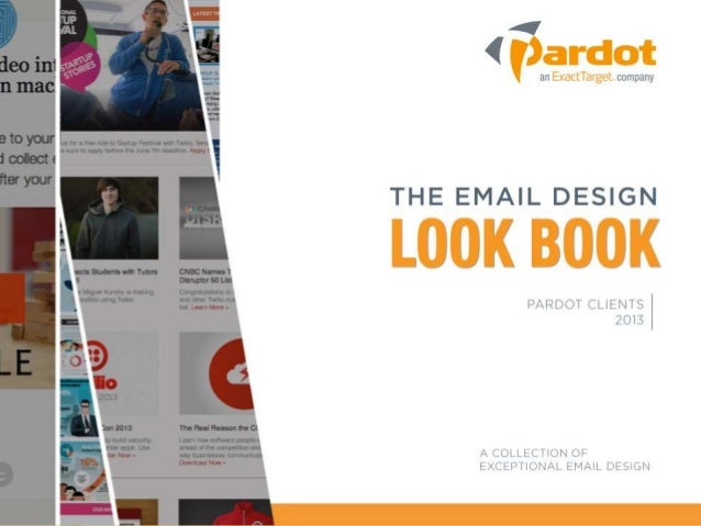 Introducing the 2013 Email Design Lookbook