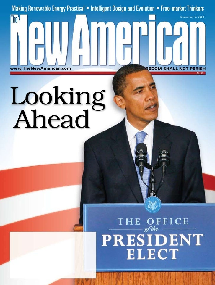 Looking Ahead-Obama - The New American Magazine - 12-8-08.pdf