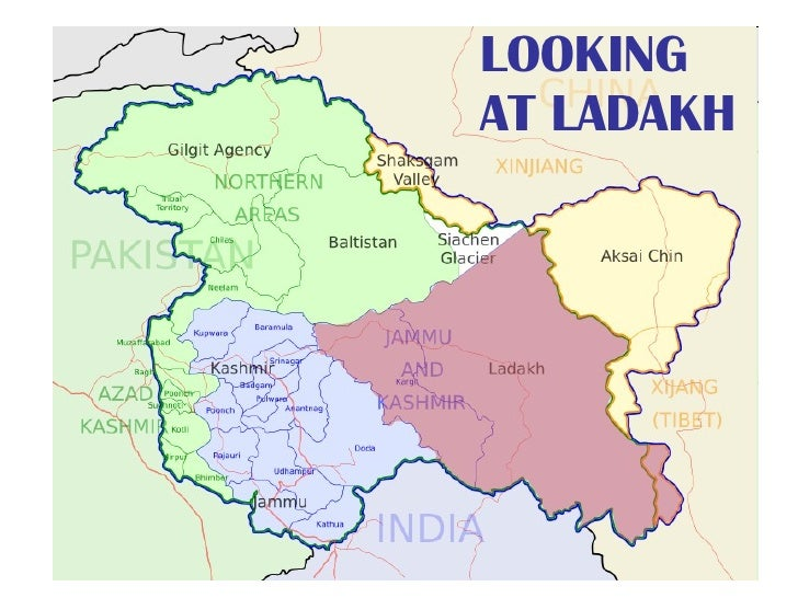 Looking At Ladakh