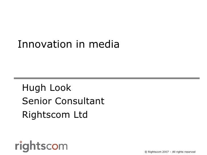 Look Innovationinmedia