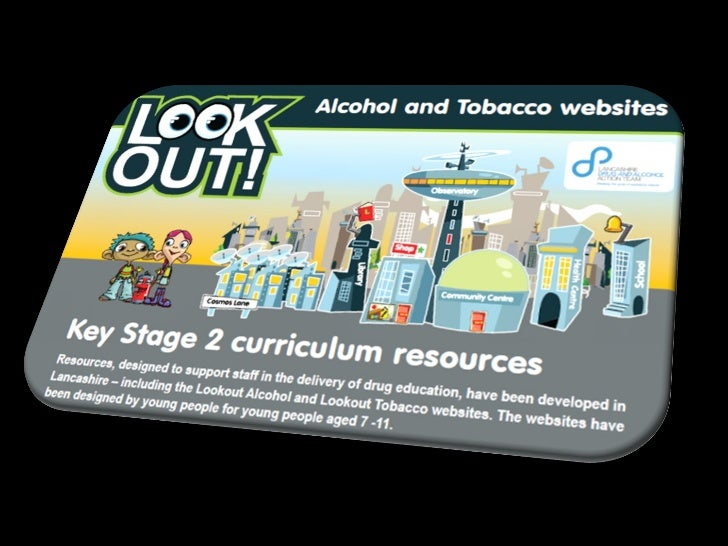 Lookout Websites•   How do we start looking for information and clues?    Click on any highlighted area in the town to sta...