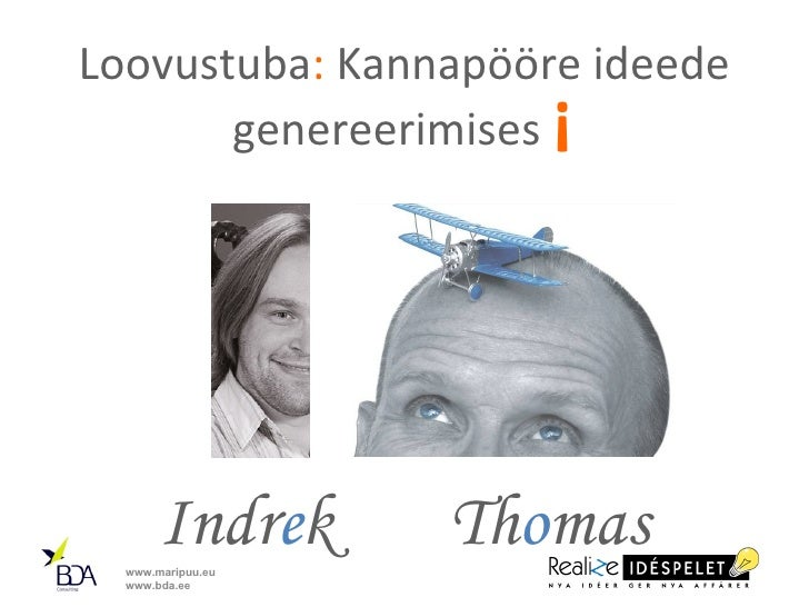 Loovuse Workshop Pärnu Juhtimiskonverentsil