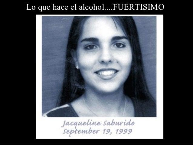Lo que hace el alcohol....FUERTISIMO