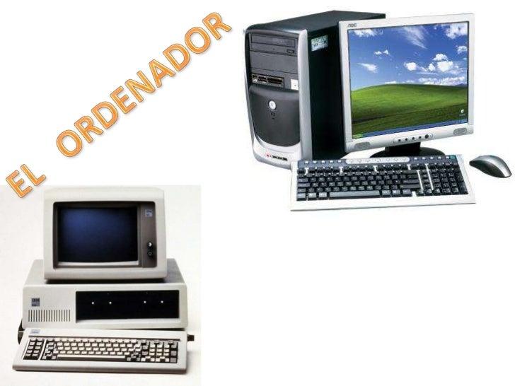 ORDENADOR                          Està format per                          Inter connectats formen                       ...