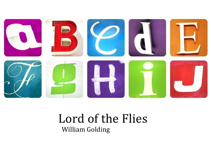 Lord of the Flies<br />William Golding<br />
