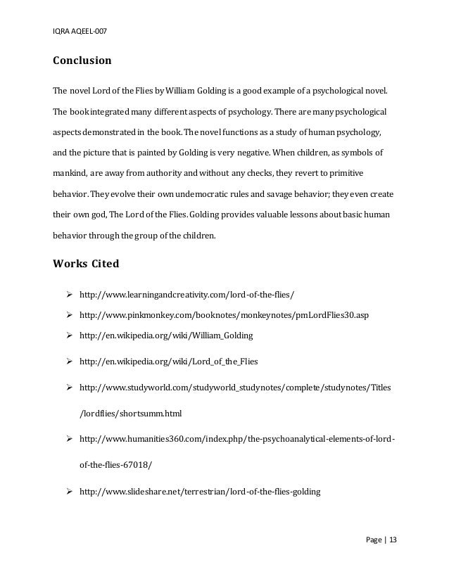 essays for lord of the flies Essay on Lord of the flies: essay examples, topics, questions, thesis statement