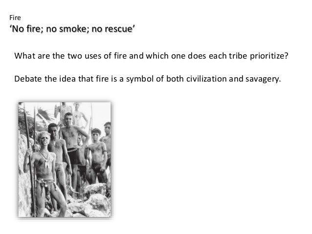 civilization and savagery essay Lord of the flies: main theme, civilization vs savagery essaysin lord of the flies, william golding created a picturesque society that was doomed for disaster.