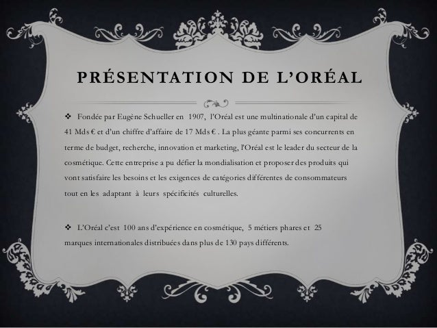 l oreal conclusion Olay regenerist vs l oreal revitalift thanks to the advanced science and technologies there are now many products offered on the market that claim to be able to help you combat aging and keep a smooth healthy skin.
