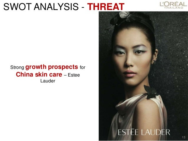estee case analysis Apositioning 1 estee lauder founded her company with her husband joseph lauder in 1946 when the company first started it had only four products, not 66.