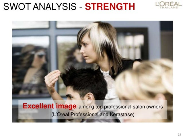 loreal swot Keywords: loreal swot, swot loreal prior to the establishment facial cosmetics, l'oreal can be identified as a hair-colour formula which has been introduced by a.