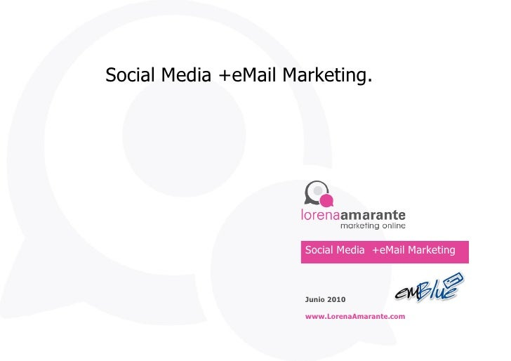 Lorena amarante--social-media-email marketing