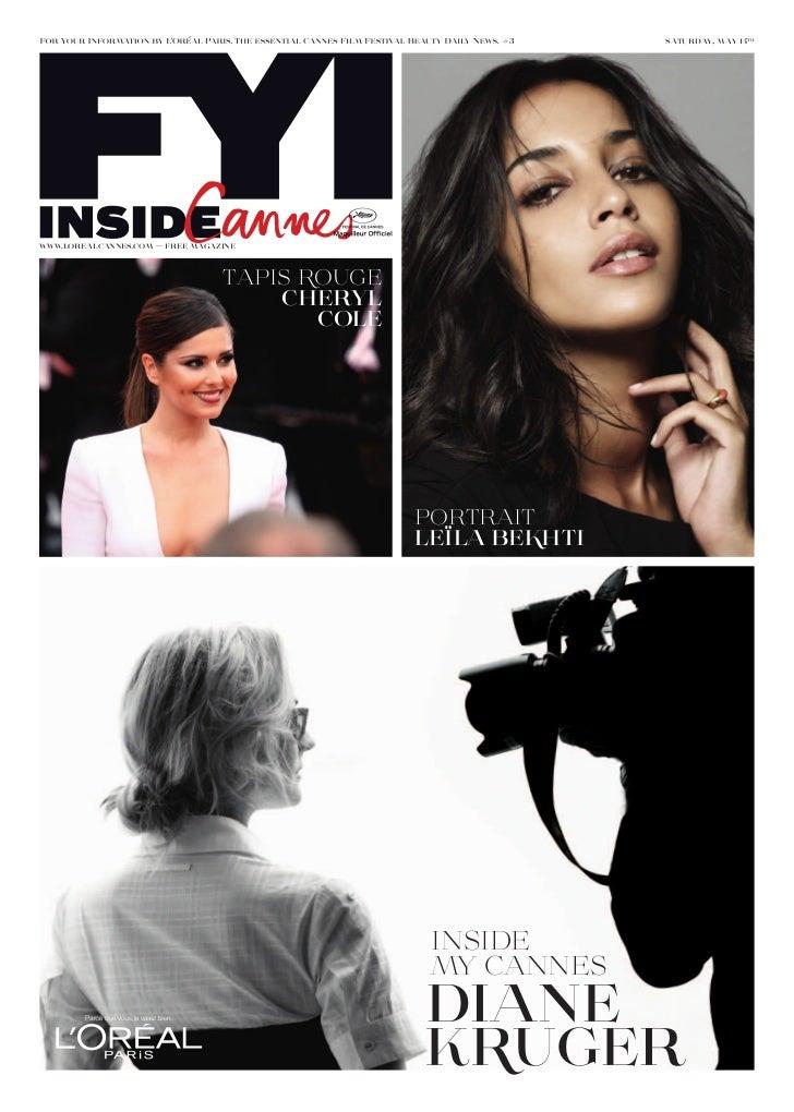 FYI - Inside Cannes # 3