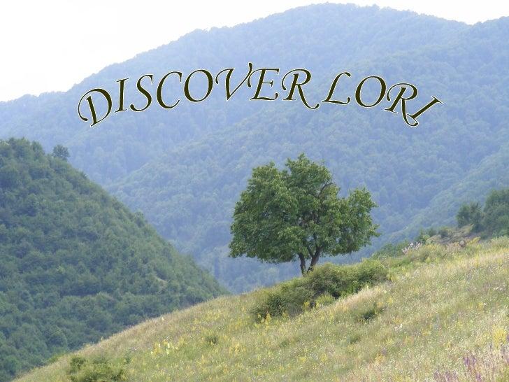 Discover Lori