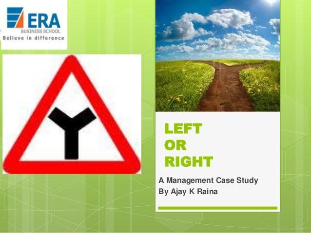 Case Study Analysis (Greener Pastures )