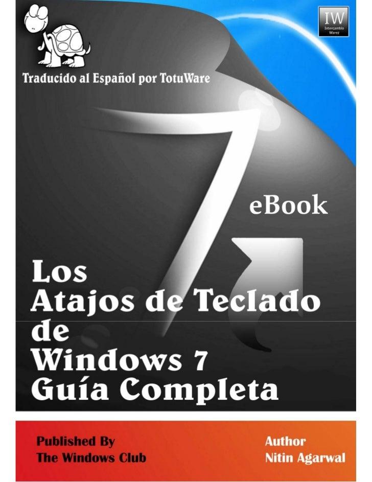 Los atajos-de-teclado-de-windows7-guía-completa