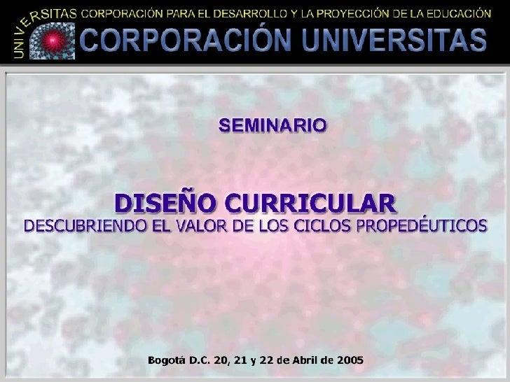 Los Ciclos Propedeuticos En La Educacion Superior En Colombia Ok