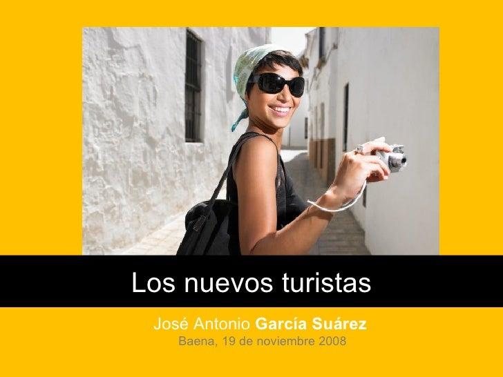 Los Nuevos Turistas