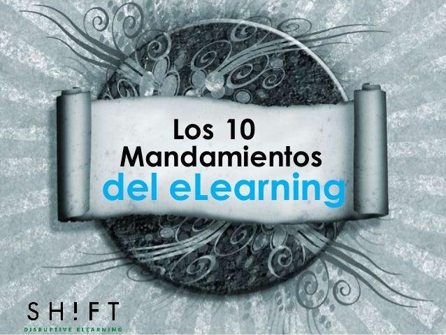 LosMandamientosdel eLearning10