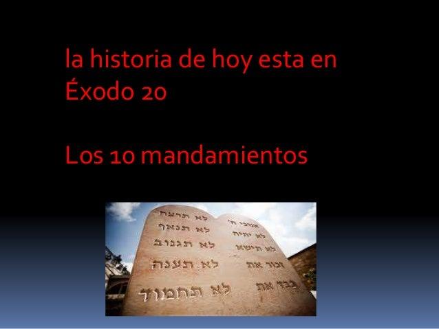 Los 10 mandamientos xodo 20 - Los 10 locos mandamientos ...