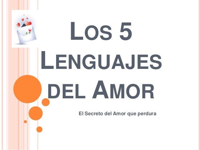 Los 5 lenguajes del amor edicion para solteros
