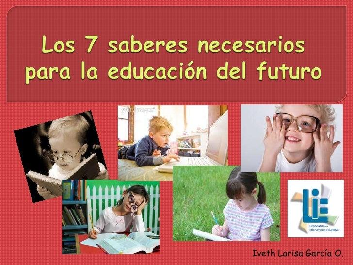 Iveth Larisa García O.