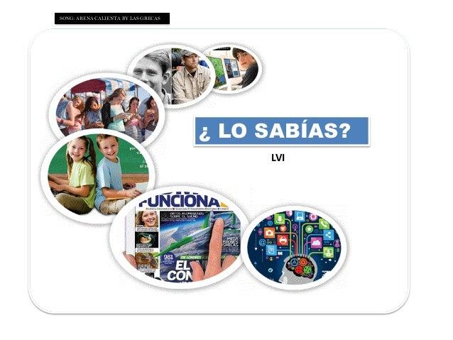 SONG: ARENA CALIENTA BY LAS GRECAS  ¿ LO SABÍAS? LVI