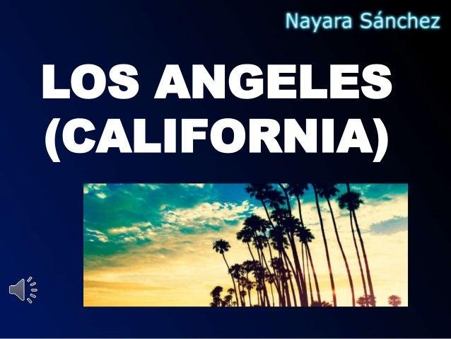 LOS ANGELES (CALIFORNIA)
