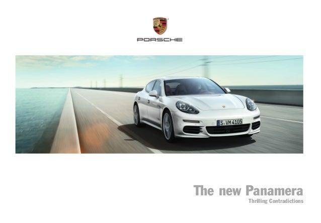 CA 2014 Porsche Panamera   Los Angeles Porsche Dealer
