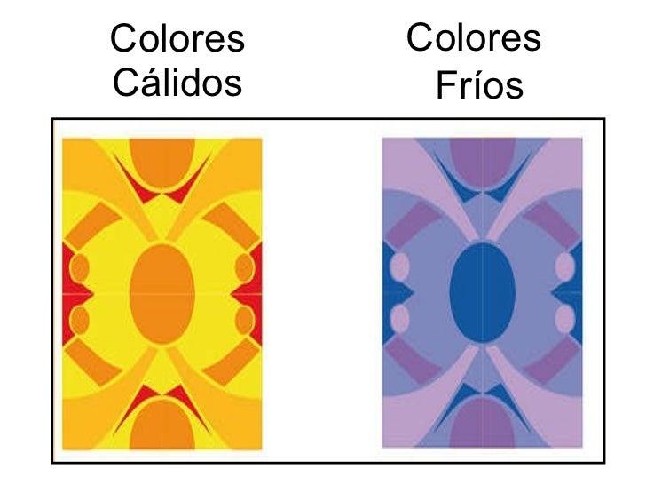 Los colores fr os y c lidos - Los colores calidos y frios ...