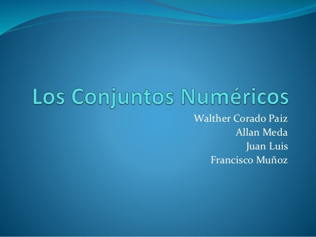 Walther Corado Paiz Allan Meda Juan Luis Francisco Muñoz