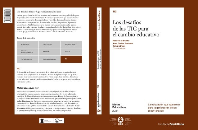 ISBN:978-84-7666-197-09788476661970Organizaciónde EstadosIberoamericanosPara la Educación,la Cienciay la CulturaOrganizaçã...
