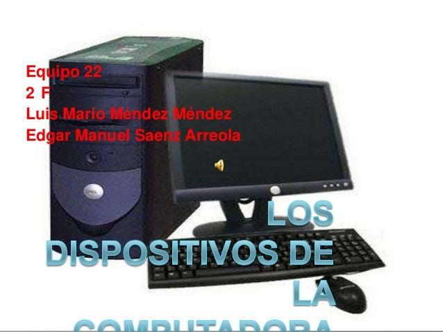 Equipo 222 FLuis Mario Méndez MéndezEdgar Manuel Saenz Arreola