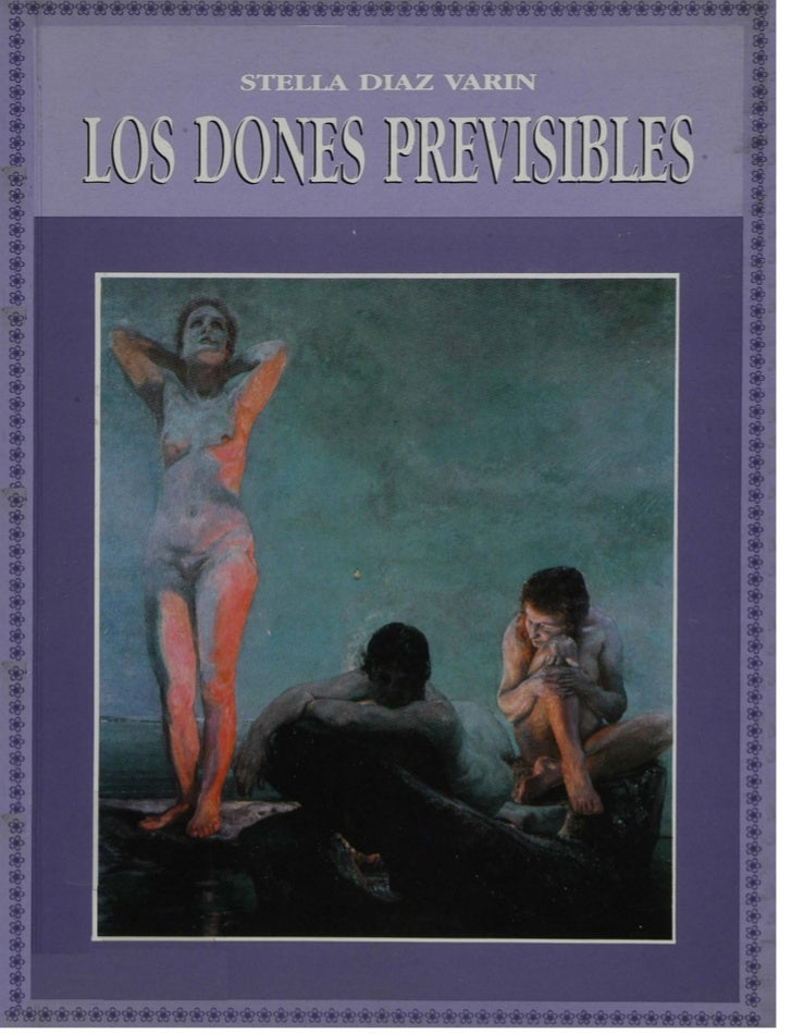 Serie PoesiaLOS DONES PREVISIBLES