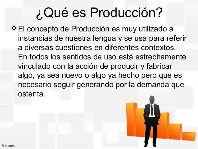 Los elementos fundamentos de la produccion for Maquinaria y utensilios para la produccion culinaria