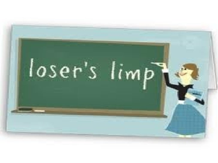 Losers limp