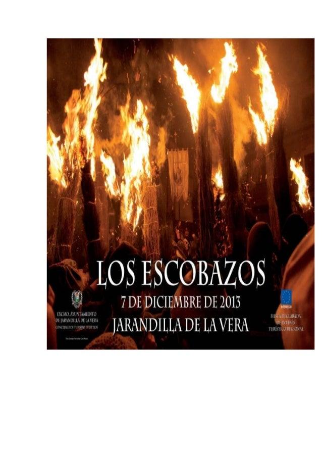 En el centro de la Comarca de la Vera, en Cáceres, se encuentra la villa de Jarandilla. Esta localidad sufre una mágica tr...