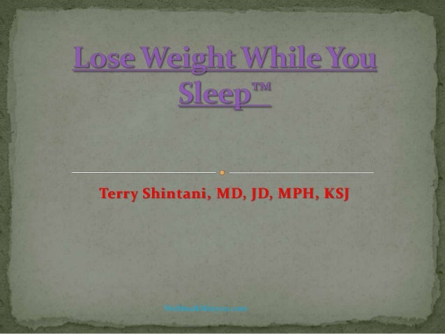 Terry Shintani, MD, JD, MPH, KSJ Webhealthforyou.com
