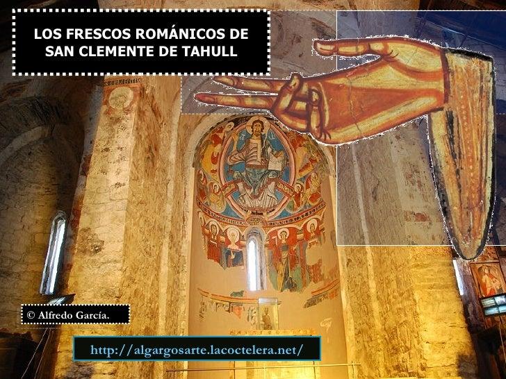 Los frescos románicos de San Clemente de Tahull