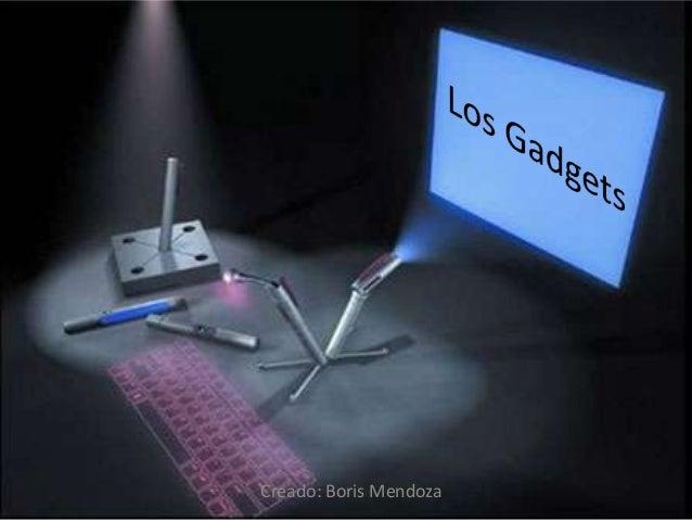 Creado: Boris Mendoza