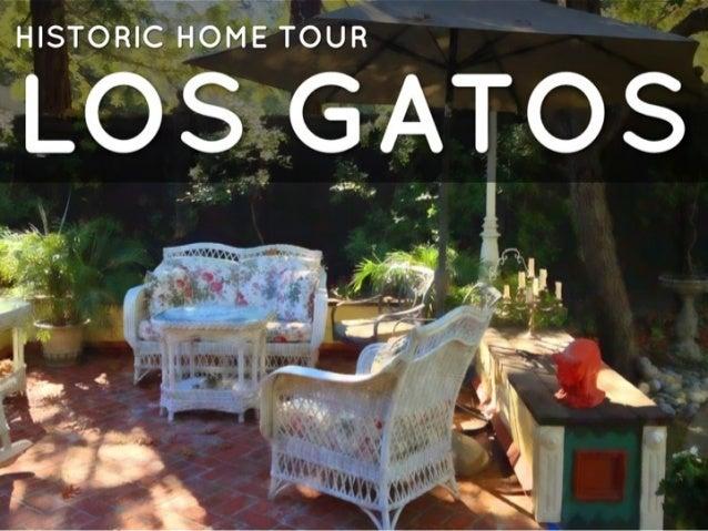 Los Gatos Home Tour