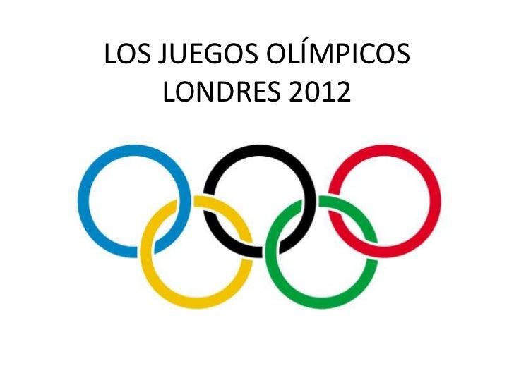 Los juegos olímpicos ililc 2