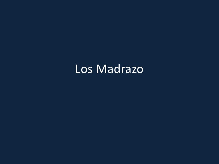 Los Madrazo