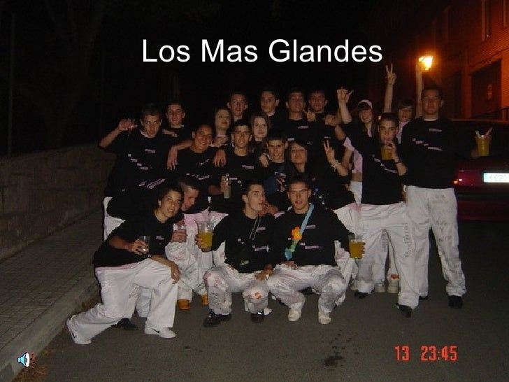 Los Mas Glandes