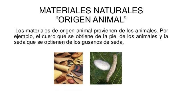 Los materiales naturales y elaborados for Materiales que componen el suelo