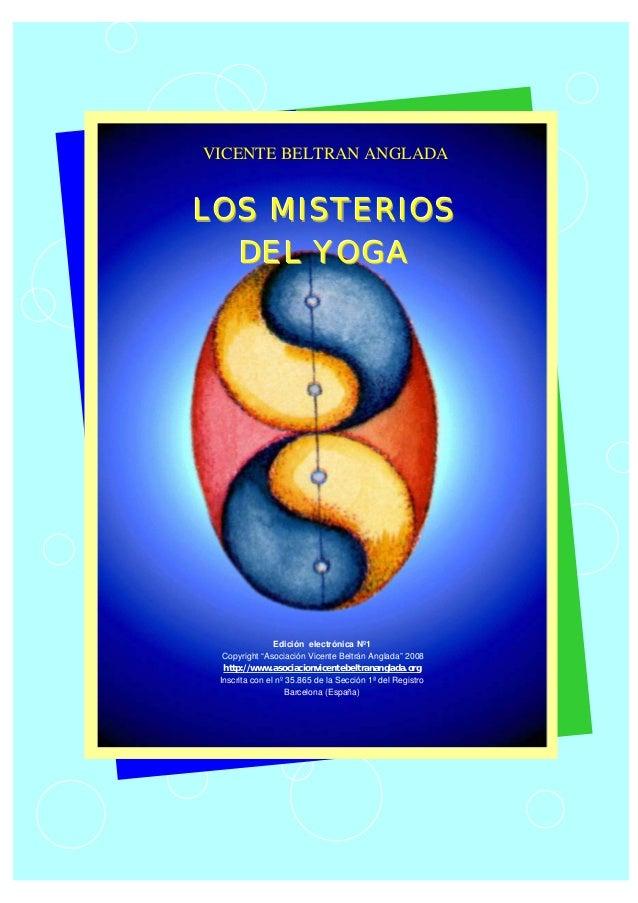 Los misterios del yoga