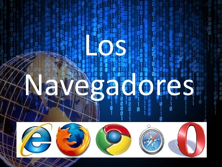 Los navegadores