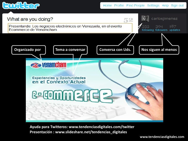Los Negocios Electrónicos en Venezuela
